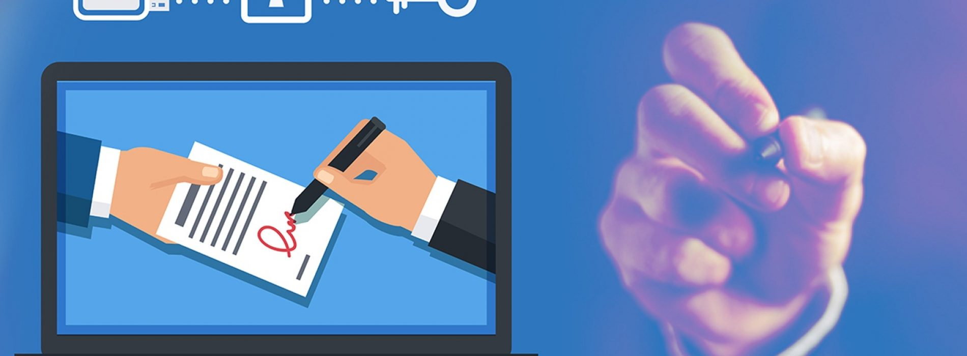 How to apply for digital signatures with no hassle?