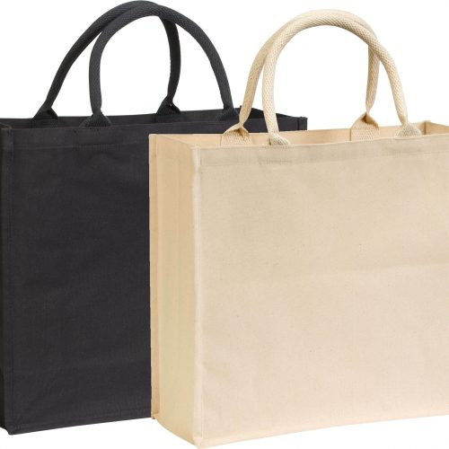 Five Reasons To Choose A Canvas Bag