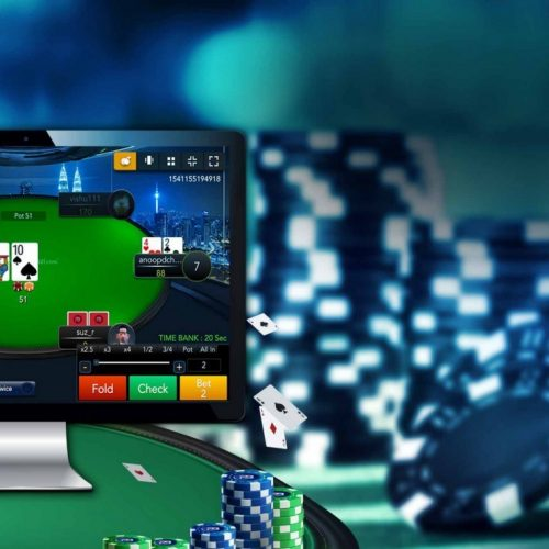 What are the different types of the poker game?