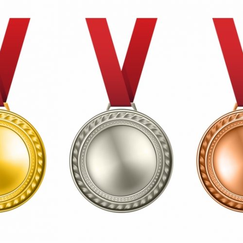 Why Gold, Silver, and Bronze medals?