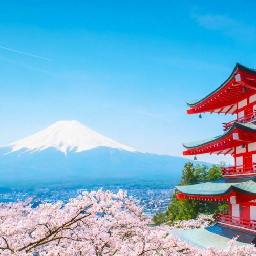 Finding the best time to visit japan For the Travelers