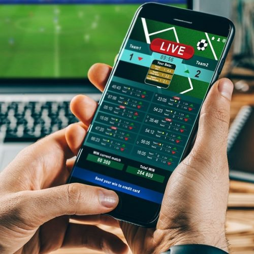 Enjoy the live streaming of football gambling